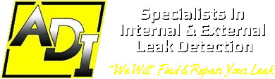 ADI Leak Detection - Specialists In Internal And External Leak Detection 