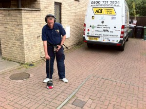 Water Leak Detection Leicestershire