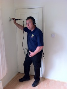 Water Leak Detection Nottinghamshire