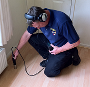 Underfloor Central Heating Leak Detection