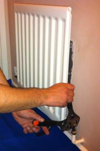 Central Heating Leak Repair