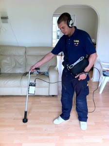 Water Leak Detection Newton Abbot